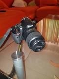 Nikon d5100, Cámara reflex - foto