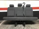 Fila asientos vw caravele t5 - foto