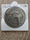 moneda souvenirs ironman - foto