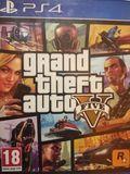 grand theft auto Five PS4 - foto
