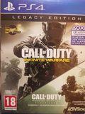 call  of duty infinite warfare PS4 - foto