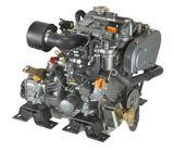 Motores de excavadoras y marina - foto