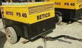 COMPRESOR BÉTICO DE 2400 LT MOBIL GASOIL - foto