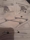 barras de techo Opel NUEVAS - foto