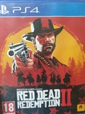 Red dead Redemption ps4 - foto