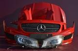 Mercedes cla w117 faro xÉnon der. y izq. - foto