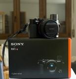 Sony RX1 RII - foto