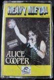 Alice cooper - heavy metal - casete - - foto