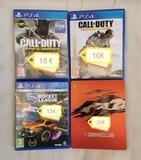 Lote juegos PS4 - foto