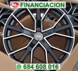 itt9. RS6D BLACK RS7 RS8 para Audi WHEEL - foto