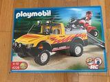Playmobil - Pick-up Coche, 4228.NUEVO - foto