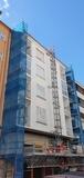 Rehabilitacion de fachadas , casanova - foto