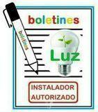 Instl.autorizados electricidad*boletines - foto