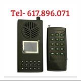 Tkka. reclamo electronico con mando - foto