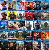 Juegos digitales ps4 y ps5 anticandado - foto