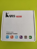 TV Box KM8 PRO SOC 912, 16Gb memoria - foto