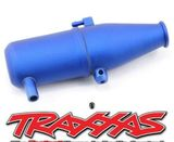 TUBO DE ESCAPE TRAXXAS RC REVO 3. 3 NUEVO - foto