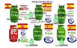 Venta gas refrigerante r134a r410 r32 r4 - foto