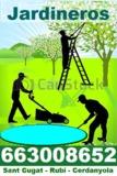 Jardineros presupuestos economicos - foto