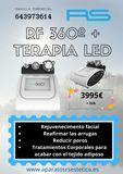 Radiofrecuencia 360º +terapia  led - foto