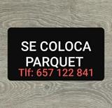parquetista en barcelona - foto