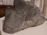 Meteorito de condrita mas de 8klg - foto