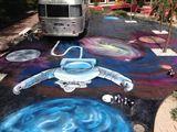 grafiteros graffiti decorativo - foto