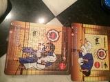 puzzles de judo - foto