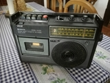 radiocasett - foto