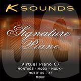 Signature piano yamaha motif y moxf - foto