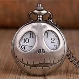 Reloj de bolsillo Jack Skellington - foto