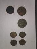 se venden monedas antiguas españolas - foto