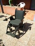 Silla para discapacitados - foto