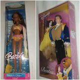 Barbie glam nikki  / la bella bestia - foto