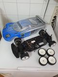 Team associated apex rc sin electronica - foto