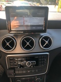 """Pantalla con gps y dvd Mercedes Benz 10"""" - foto"""