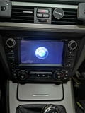 Gps Android 10.0 WiFi DVD USB BMW E90 91 - foto