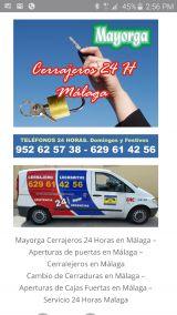 Cerrajero barato malaga 24h   629614256 - foto