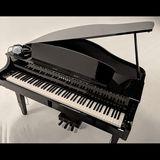 Piano yamaha clp 665 gp seminuevo - foto