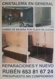 Cristalería y aluminio Rubén - foto