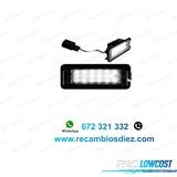 Jqy luces de matrÍcula led porsche cayen - foto