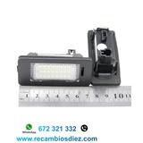 H7q luces de matrÍcula led porsche panam - foto