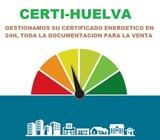 CERTIFICADO ENERGÉTICO HUELVA Y PROVINCI - foto