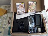 X box 360 + 2 juegos + 2 mandos + kinect - foto