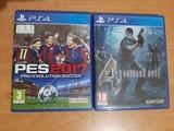 2 juegos ps4 - foto
