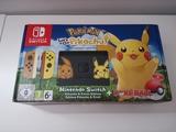 Nintendo Switch Edición Limitada Pikachu - foto