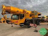 LIEBHERR LTM1055- 3. 2 55TN.  6X6X6 - foto