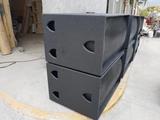fabricacion de cajas Line Array rigging - foto