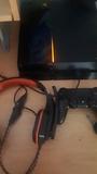 Play station 4 380 Gb con mando y Juegos - foto