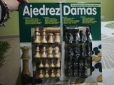 ajedrez y damas NUEVO - foto